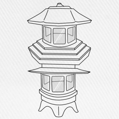 temple - Casquette classique