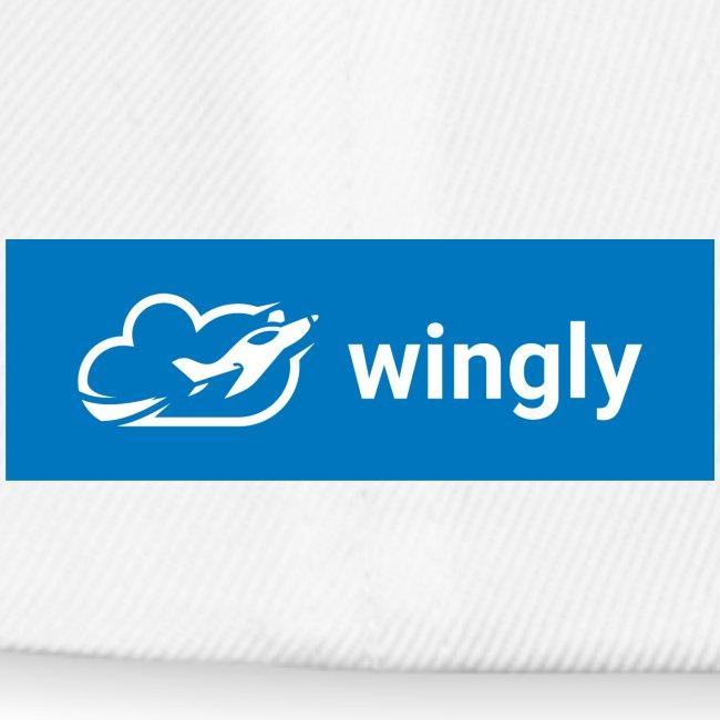 Wingly logo (Blue)