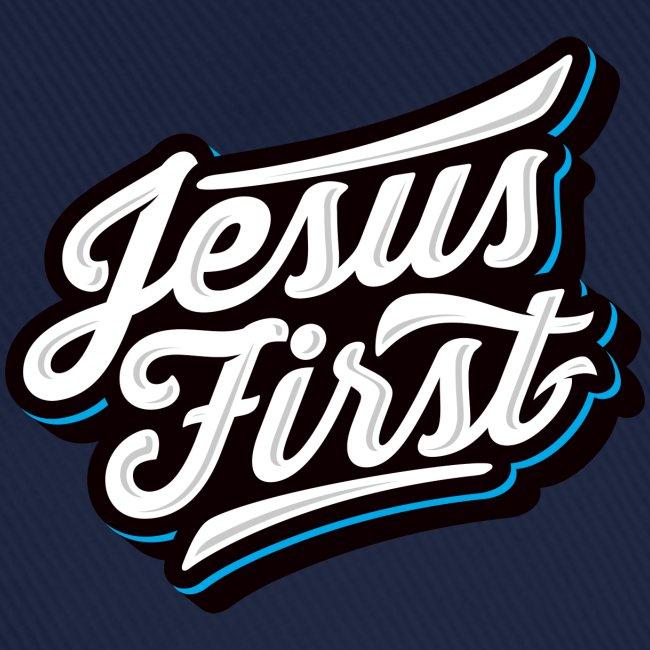 Jesus First II