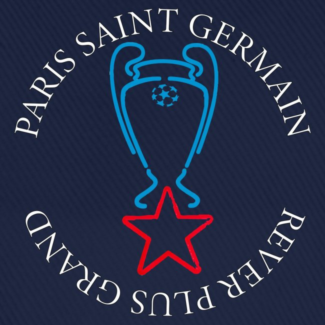 Rever plus grand Cup blanc png
