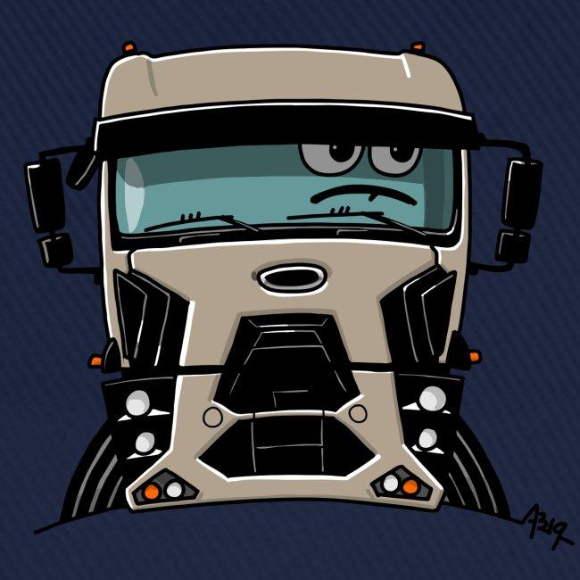 0812 F truck beige