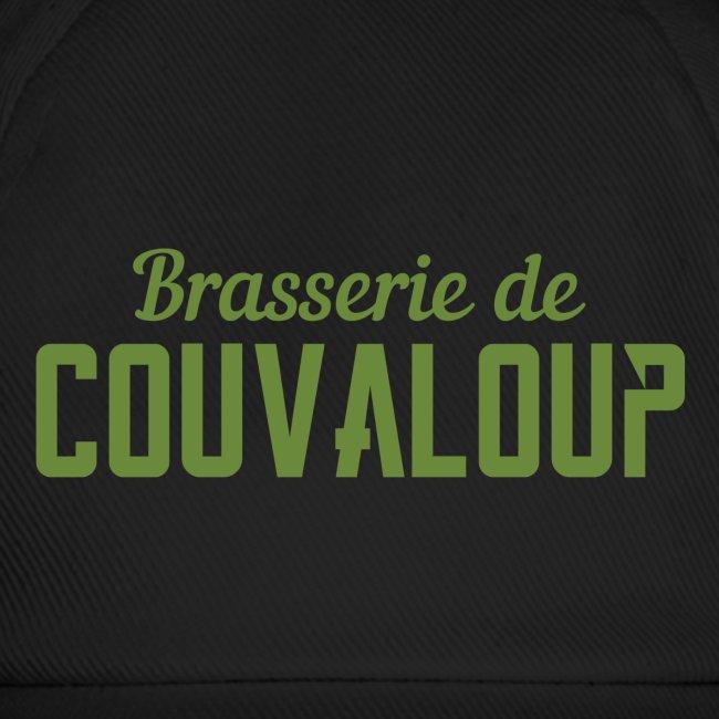 Green Text Logo