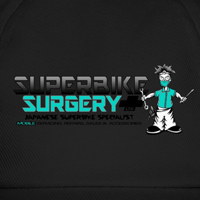 Original Superbike Surgery Logo