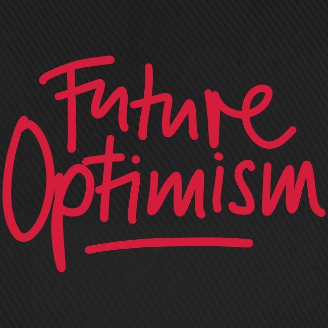 Future Optimism Red