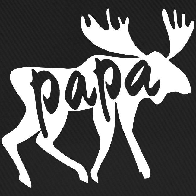 Papa Elch Skandinavien Familie Geschenk