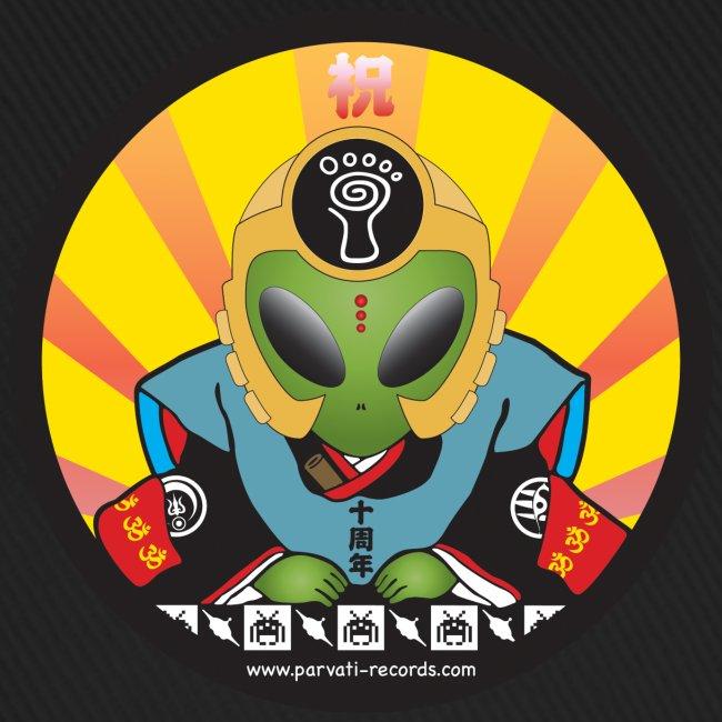 Parvati Records Psyvader by Catana jp