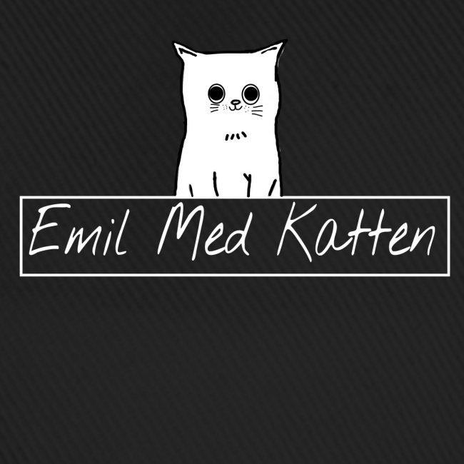 Emil with the cat danish logo