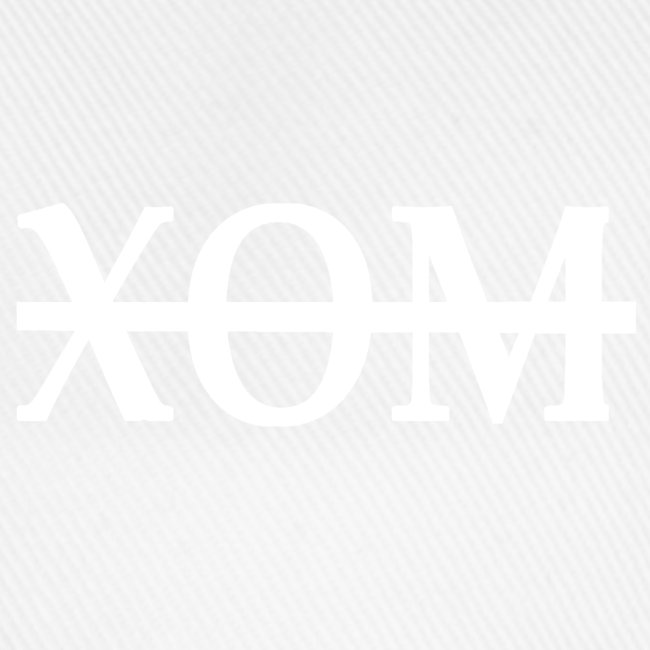xom white png