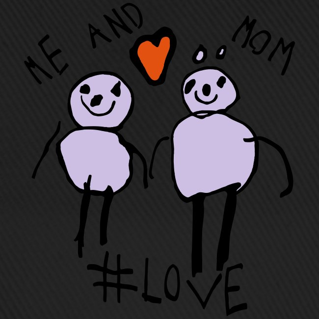 Me and Mom #Love