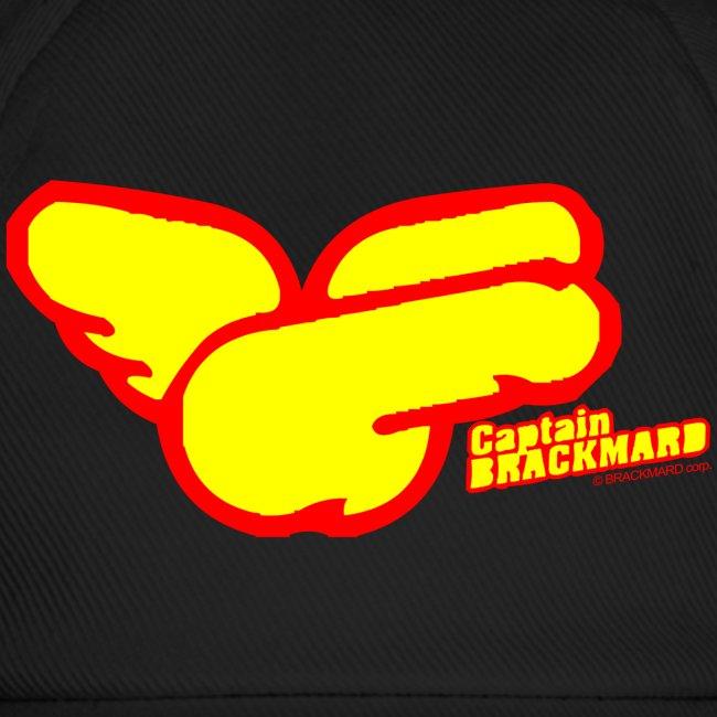 CAPTAIN BRACKMARD LOGO