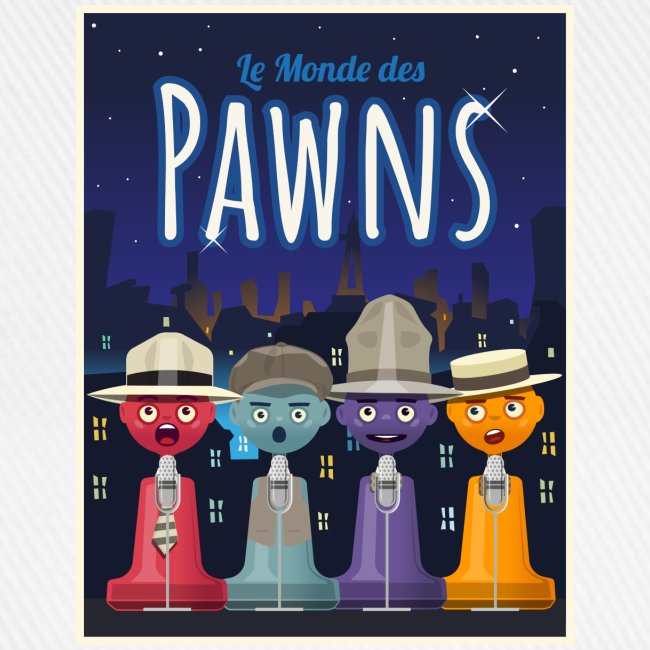 Les Pawn Brothers Chantent