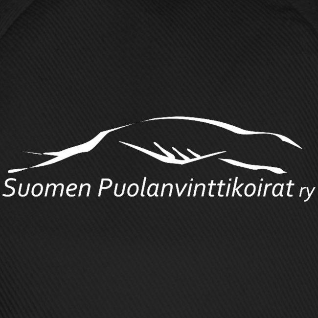 SUP logo valkea