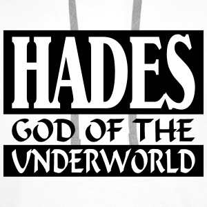 Hades _-_ God_Of_The_Underworld - Premium hettegenser for menn