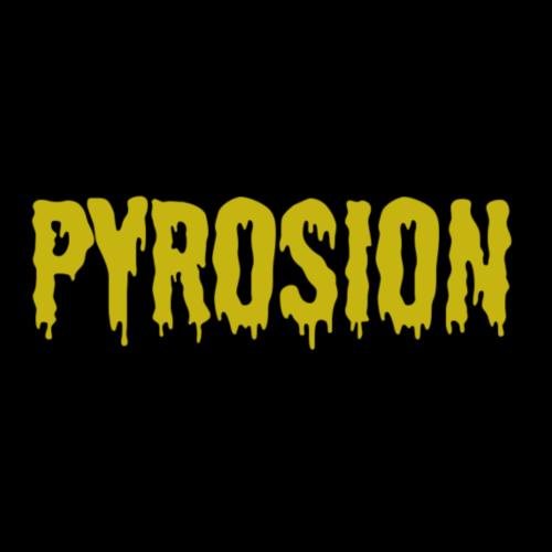 Pyrosion Logo - Men's Premium Hoodie