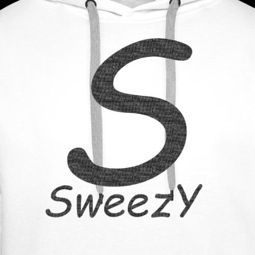 Das SweezY Logo - Männer Premium Hoodie