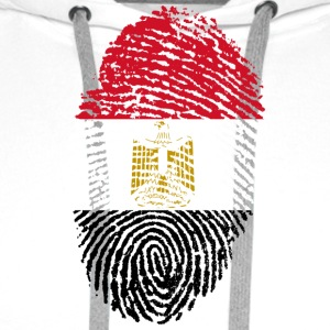 IN LOVE WITH EGYPT - Men's Premium Hoodie