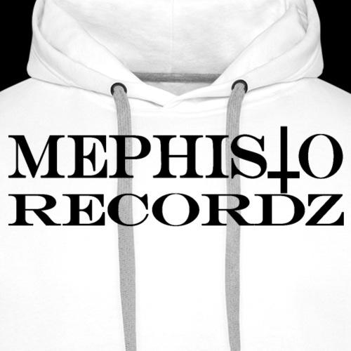 Mephisto Recordz KRUZIFIX 2018 - Männer Premium Hoodie