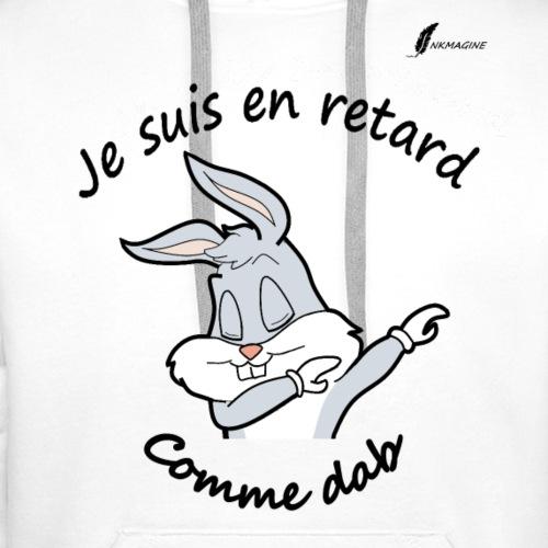 bunnyshirt - Sweat-shirt à capuche Premium pour hommes