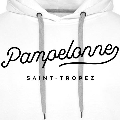 Pampelonne - Saint Tropez - Sweat-shirt à capuche Premium pour hommes