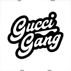 Felpa Gang Bianca Unisex - Felpa con cappuccio premium da uomo