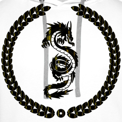 Dragon II - Männer Premium Hoodie