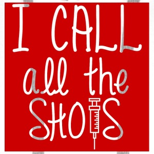 Doctor / Health Practitioner: I call all the shots - Men's Premium Hoodie