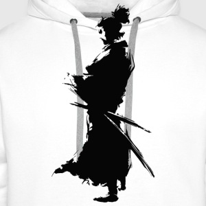 KING SAMURAI COLLECTION - Männer Premium Hoodie