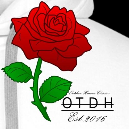 Unlimited Hoodie/Sweater Rose Collection OTDH - Männer Premium Hoodie