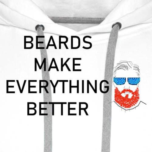 Hipster Beards make everything better
