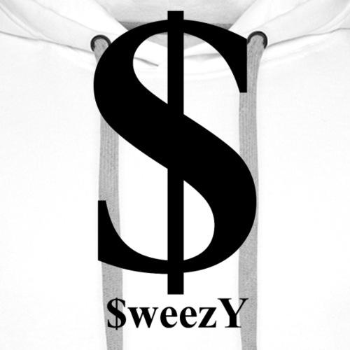 SweezY Dollar Logo - Männer Premium Hoodie