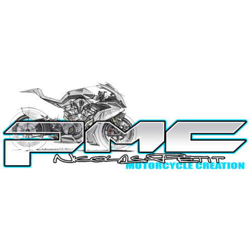 pmc logo 2018 6 - Sweat-shirt à capuche Premium pour hommes