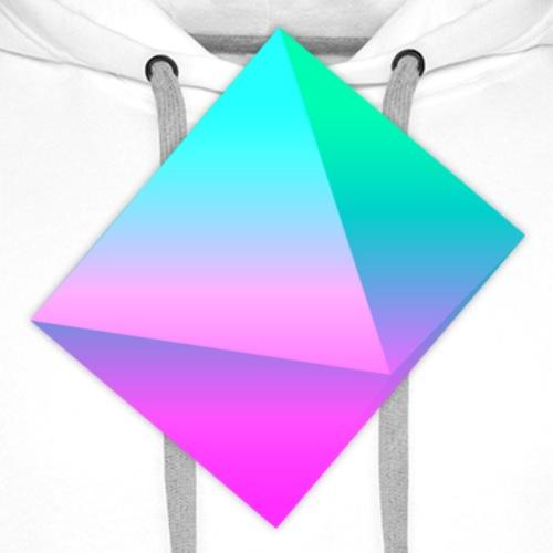 Delph Crystal Vaporwave