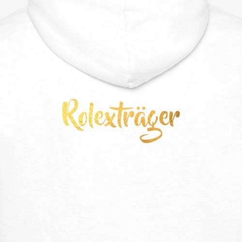 Rolexträger T-Shirt Männer - Männer Premium Hoodie