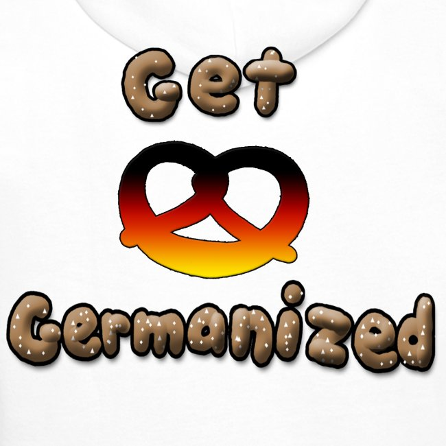 Get Germanized Pretzel