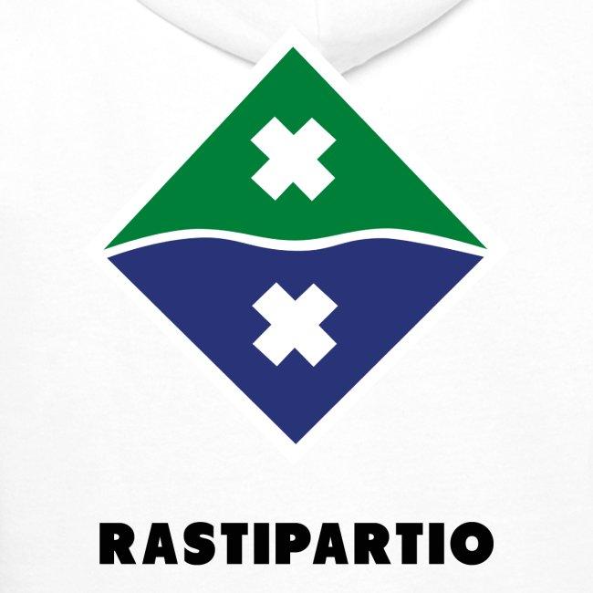 Rapalogo mustalla