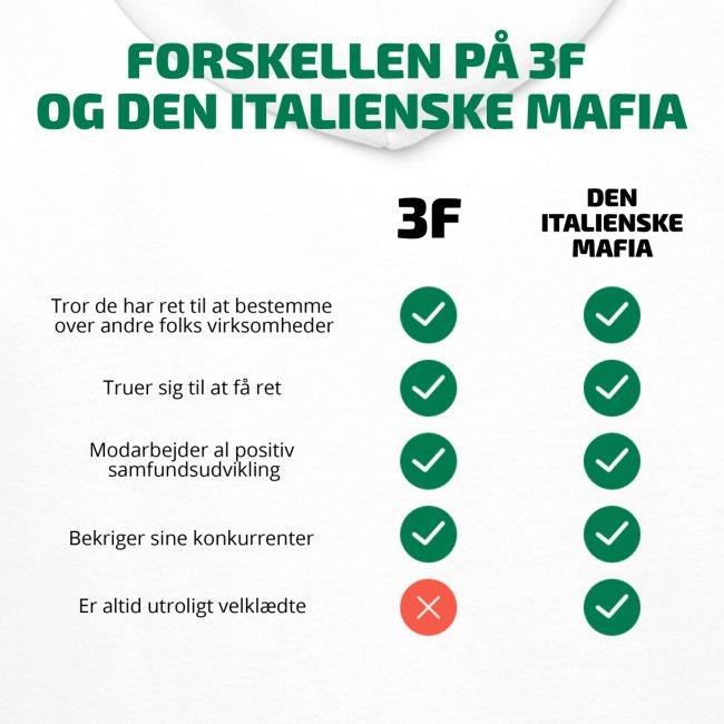 3F vs Den Italienske Mafia