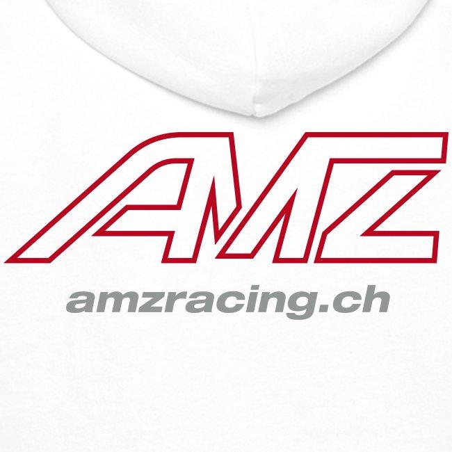 Logo AMZ rot schrift