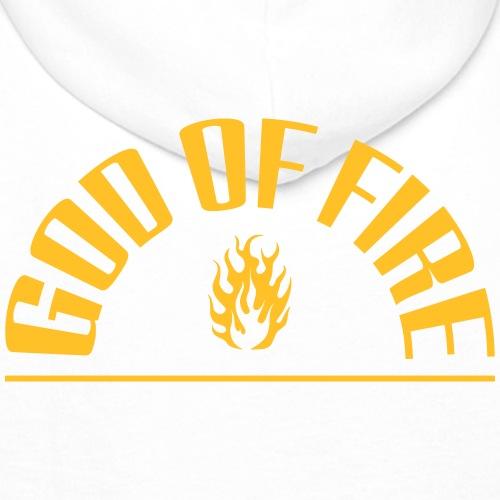God of fire - Men's Premium Hoodie
