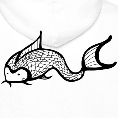 pez - Sweat-shirt à capuche Premium pour hommes
