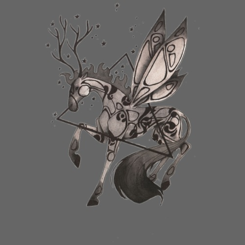 Dragonfly Horse - Ink Collection