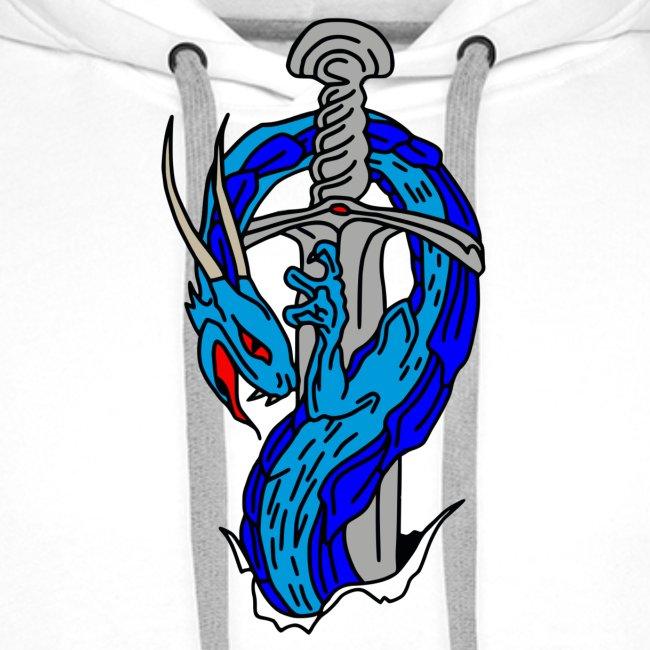 daga dragon vectorizado