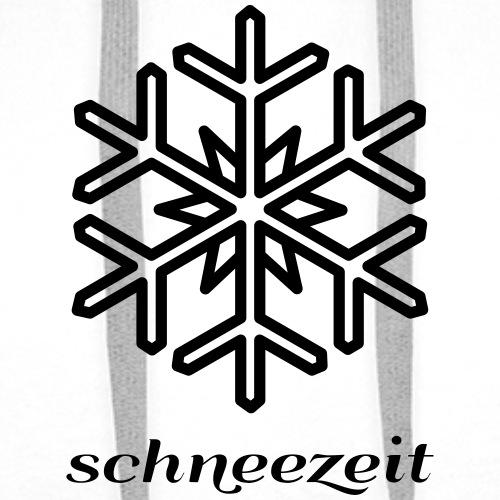 schneezeit Brand 8SZ02 - Männer Premium Hoodie