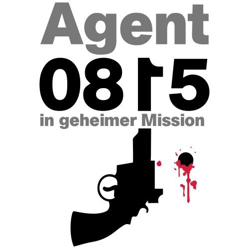 Agent 0815 - Männer Premium Hoodie