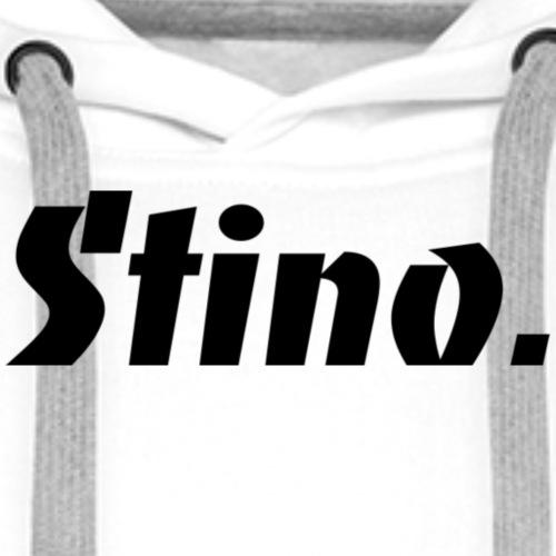 Stino 1st Drop - Mannen Premium hoodie