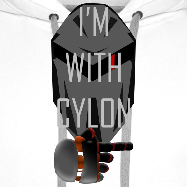 I'm with Cylon