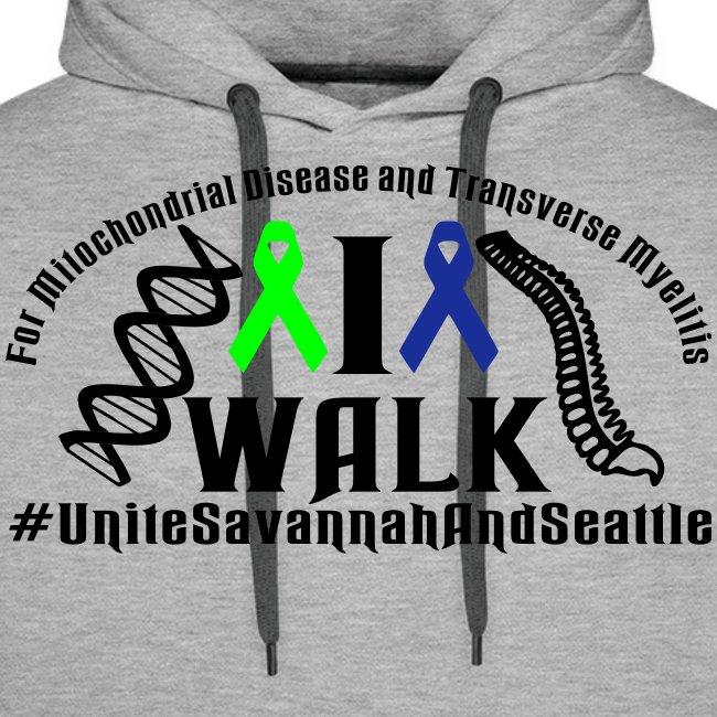 i walk ribbons