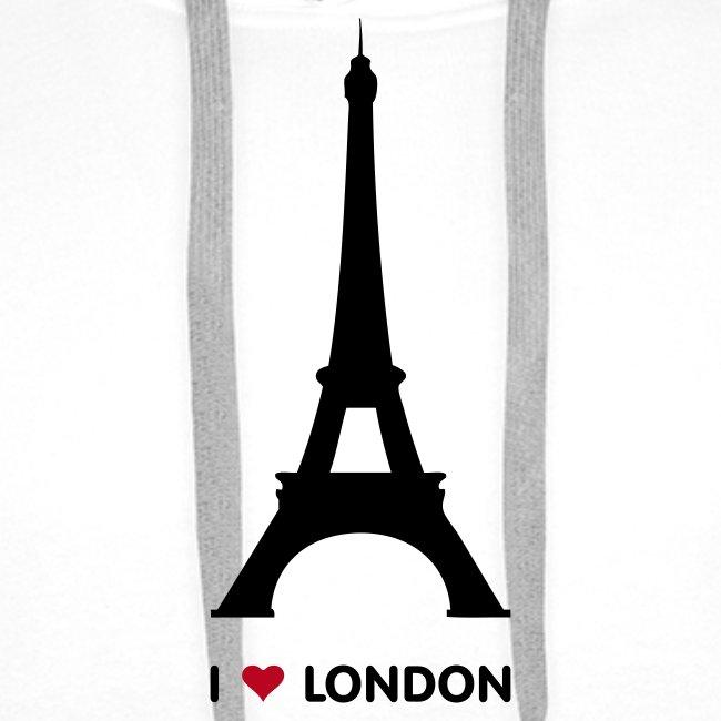 I love London