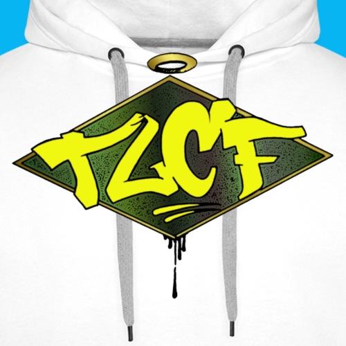 TLCF ring cars 2018 RONE jaune png - Sweat-shirt à capuche Premium pour hommes