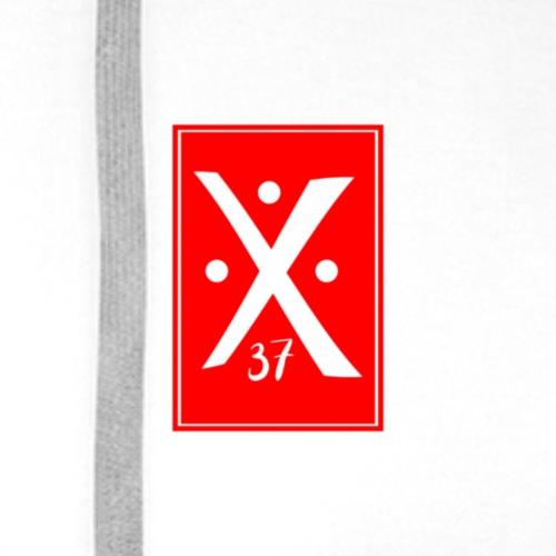 x37 3 - Sweat-shirt à capuche Premium pour hommes