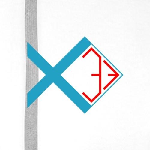 x37 2 - Sweat-shirt à capuche Premium pour hommes